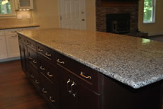 Example of kitchen remodeling in Columbia SC done by Construction Specialties of Columbia, Inc.